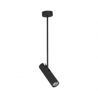 NOWODVORSKI 6502 | Eye-Black Nowodvorski stropné svietidlo otočné prvky 1x GU10 čierna