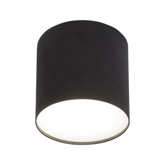 NOWODVORSKI 6526 | Point-Plexi Nowodvorski stropné svietidlo 1x GU10 čierna, biela