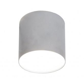 NOWODVORSKI 6527 | Point_Plexi Nowodvorski stropné svietidlo 1x GU10 strieborný, biela