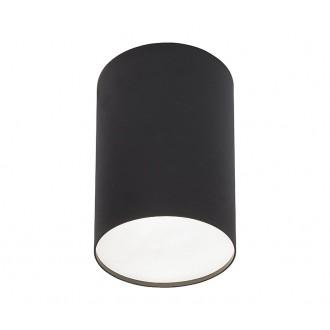 NOWODVORSKI 6530 | Point_Plexi Nowodvorski stropné svietidlo 1x E27 čierna, biela
