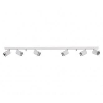NOWODVORSKI 6607 | Eye-White Nowodvorski stenové, stropné svietidlo otočné prvky 6x GU10 biela
