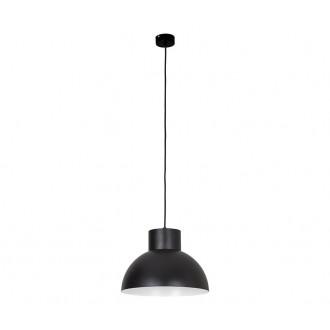 NOWODVORSKI 6613 | Works Nowodvorski visiace svietidlo 1x E27 čierna, biela