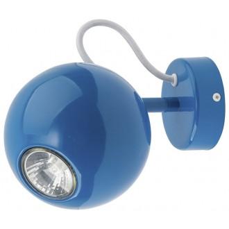 NOWODVORSKI 6736 | Malwi Nowodvorski rameno stenové svietidlo otočné prvky 1x GU10 modrá