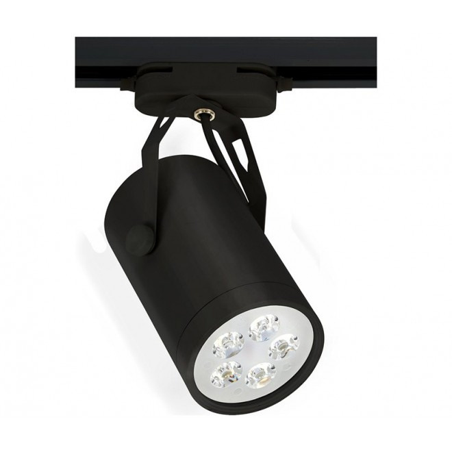 NOWODVORSKI 6824 | Profile Nowodvorski prvok systému svietidlo otočné prvky 5x LED 500lm 4000K čierna