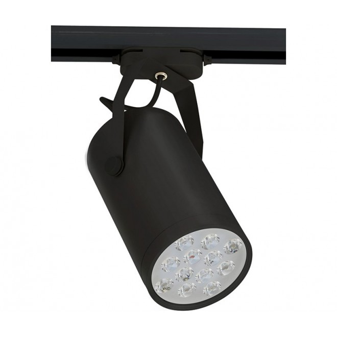 NOWODVORSKI 6826 | Profile Nowodvorski prvok systému svietidlo otočné prvky 12x LED 1200lm 4000K čierna