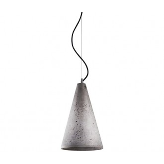 NOWODVORSKI 6852 | VolcanoN Nowodvorski visiace svietidlo 1x E27 sivé, čierna