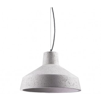 NOWODVORSKI 6858 | Gypsum Nowodvorski visiace svietidlo 1x E27 sivé