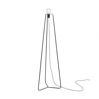 NOWODVORSKI 6974 | SimpleN Nowodvorski stojaté svietidlo 140cm prepínač na vedení 1x E27 čierna