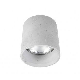 NOWODVORSKI 9393 | Shy Nowodvorski stropné svietidlo 1x GU10 / ES111 sivé