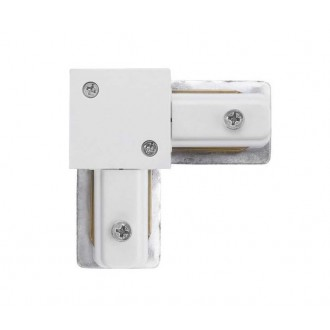 NOWODVORSKI 9456 | Profile Nowodvorski prvok systému - 90° koleno doplnok biela