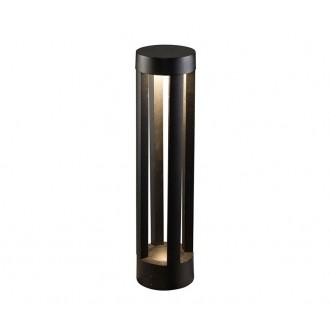 NOWODVORSKI 9508 | Tepic Nowodvorski stojaté svietidlo 43,5cm 1x LED 395lm 3000K IP54 čierna