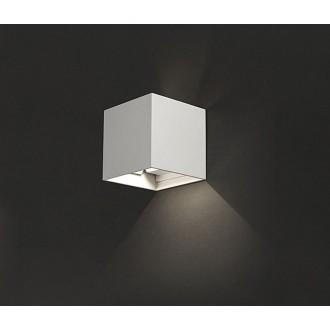 NOWODVORSKI 9510 | LimaN Nowodvorski stenové svietidlo 1x LED 360lm 3000K IP54 biela