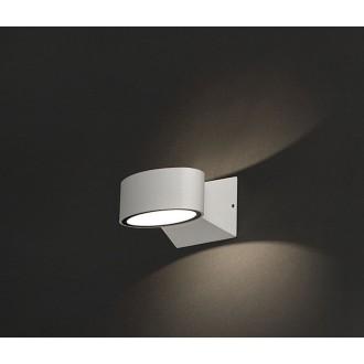 NOWODVORSKI 9512 | Hanoi Nowodvorski rameno stenové svietidlo 1x LED 335lm 3000K IP54 biela