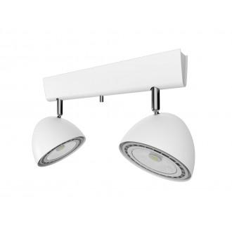 NOWODVORSKI 9593 | Vespa Nowodvorski stenové, stropné svietidlo otočné prvky 2x GU10 / ES111 biela