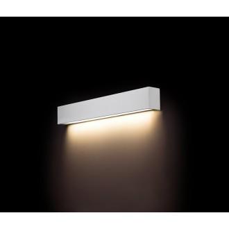 NOWODVORSKI 9610 | Straight-LED Nowodvorski stenové svietidlo 1x G13 / T8 800lm 3000K biela