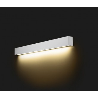 NOWODVORSKI 9611 | Straight-LED Nowodvorski stenové svietidlo 1x G13 / T8 1200lm 3000K biela