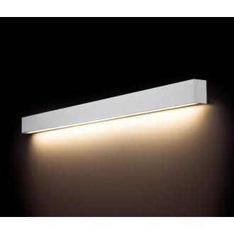 NOWODVORSKI 9612 | Straight-LED Nowodvorski stenové svietidlo 1x G13 / T8 1600lm 3000K biela