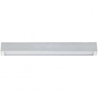 NOWODVORSKI 9623 | Straight-LED Nowodvorski stropné svietidlo 1x G13 / T8 800lm 3000K sivé