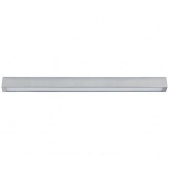 NOWODVORSKI 9624 | Straight-LED Nowodvorski stropné svietidlo 1x G13 / T8 1200lm 3000K sivé