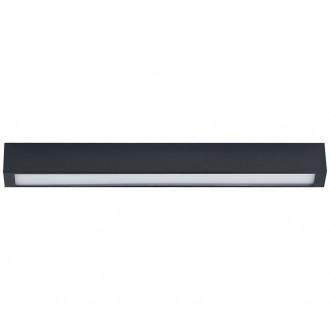 NOWODVORSKI 9626 | Straight-LED Nowodvorski stropné svietidlo 1x G13 / T8 800lm 3000K grafit