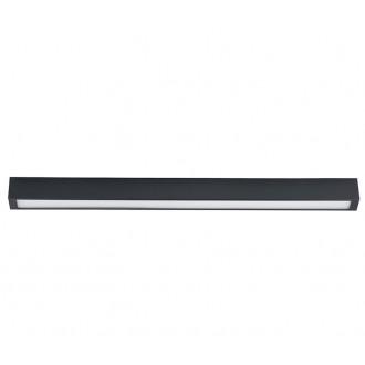 NOWODVORSKI 9627 | Straight-LED Nowodvorski stropné svietidlo 1x G13 / T8 1200lm 3000K grafit