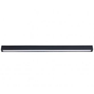 NOWODVORSKI 9628 | Straight-LED Nowodvorski stropné svietidlo 1x G13 / T8 1600lm 3000K grafit