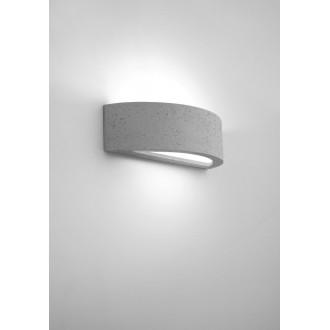 NOWODVORSKI 9633 | ArchN Nowodvorski stenové svietidlo 1x E27 biela, svetlo šedá