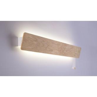 NOWODVORSKI 9634 | OsloN Nowodvorski stenové svietidlo prepínač na ťah otočné prvky 1x G13 / T8 1200lm 3000K natur, biela