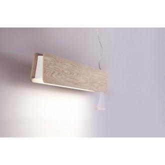 NOWODVORSKI 9635 | OsloN Nowodvorski visiace svietidlo prepínač na ťah 1x G13 / T8 800lm 3000K natur, biela