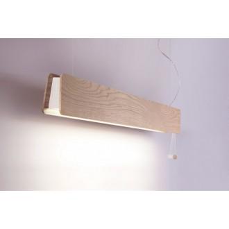 NOWODVORSKI 9698 | OsloN Nowodvorski visiace svietidlo prepínač na ťah 1x G13 / T8 1200lm 3000K natur, biela