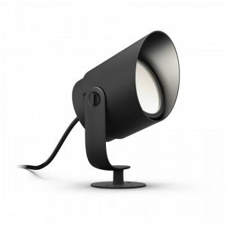 PHILIPS 17462/30/P7 | PHILIPS-hue-Lily Philips zapichovacie 24V EXT. hue múdre osvetlenie regulovateľná intenzita svetla, nastaviteľná farebná teplota, meniace farbu 1x LED 1050lm 2700 <-> 6500K IP65 čierna