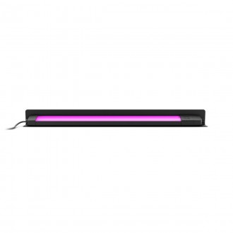 PHILIPS 17466/30/P7   PHILIPS-hue-Amarant Philips svetlomet 24V EXT. hue múdre osvetlenie regulovateľná intenzita svetla, nastaviteľná farebná teplota, meniace farbu 1x LED 1400lm 2700 <-> 6500K IP65 čierna
