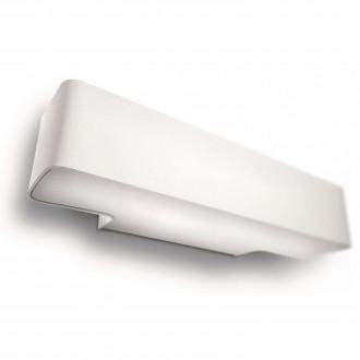 PHILIPS 30185/31/16 | PeaceP Philips stenové svietidlo 1x 2G7 900lm 2700K biela