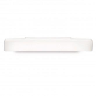 PHILIPS 30422/31/16 | PeaceP Philips stenové svietidlo 1x 2G11 2900lm 2700K biela