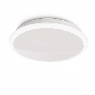 PHILIPS 30940/31/16 | Denim Philips stenové, stropné svietidlo 1x LED 270lm 2700K biela