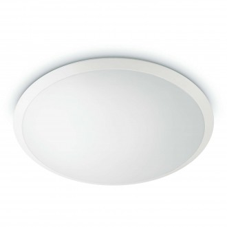 PHILIPS 31822/31/P5 | Wawel-LED Philips stropné svietidlo kruhový nastaviteľná farebná teplota 1x LED 2000lm 2700 <-> 6500K biela
