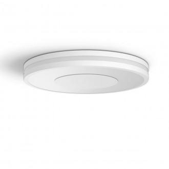 PHILIPS 32610/31/P6 | PHILIPS-hue-Being Philips stropné hue DIM prenosný vypínač + hue múdre osvetlenie kruhový diaľkový ovládač regulovateľná intenzita svetla, nastaviteľná farebná teplota, Bluetooth 1x LED 2400lm 2200 <-> 6500K biela