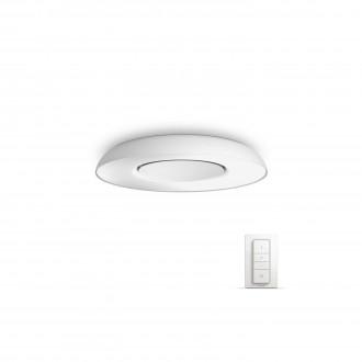 PHILIPS 32613/31/P7   PHILIPS-hue-Still Philips stropné hue múdre osvetlenie kruhový diaľkový ovládač regulovateľná intenzita svetla, nastaviteľná farebná teplota 1x LED 2400lm 2200 <-> 6500K biela