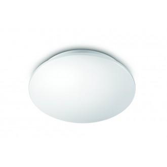 PHILIPS 33362/31/X3 | Moire Philips stenové, stropné svietidlo 1x LED 1100lm 4000K biela