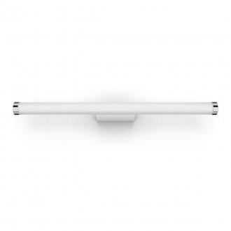 PHILIPS 34182/31/P6 | PHILIPS-hue-Adore Philips rameno stenové hue DIM prenosný vypínač + hue múdre osvetlenie hriadeľ diaľkový ovládač regulovateľná intenzita svetla, meniace farbu, nastaviteľná farebná teplota, Bluetooth 1x LED 1750lm 2200 <-> 650