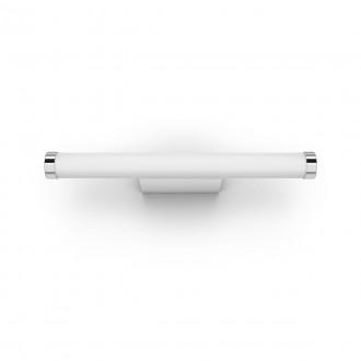PHILIPS 34183/31/P6 | PHILIPS-hue-Adore Philips rameno stenové hue DIM prenosný vypínač + hue múdre osvetlenie hriadeľ diaľkový ovládač regulovateľná intenzita svetla, meniace farbu, nastaviteľná farebná teplota, Bluetooth 1x LED 1050lm 2200 <-> 650