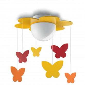 PHILIPS 40096/34/P0 | Meria Philips stropné svietidlo 1x LED 1055lm 2700K žltá, viacferebné