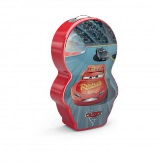 PHILIPS 71767/32/P0 | Cars Philips prenosné baterka prepínač 1x LED 5lm 2700K viacferebné, červená