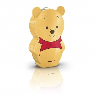 PHILIPS 71767/34/16 | Winnie-the-Pooh Philips prenosné baterka prepínač 1x LED 5lm 2700K viacferebné