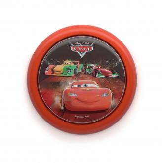 PHILIPS 71924/32/16 | Cars Philips stenové svietidlo prepínač 1x LED 5lm 2700K červená, viacferebné