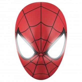 PHILIPS 71938/40/P0 | Spiderman Philips stenové svietidlo prepínač 1x LED 2700K červená, biela, čierna