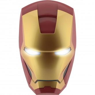 PHILIPS 71939/55/P0   Iron_Man Philips stenové svietidlo prepínač 1x LED 2700K viacferebné, hnedá, zlatý