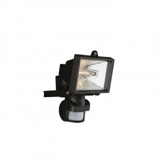PHILIPS 74946/21/30 | Faro Philips svetlomet svietidlo pohybový senzor 1x R7s IP44 čierna