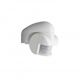 PHILIPS 87098/12/31 | Philips pohybový senzor PIR 140° svetelný senzor - súmrakový spínač otočné prvky IP44 biela