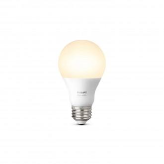 PHILIPS 8718696449578 | E27 9,5W Philips normálne A60 LED svetelný zdroj hue múdre osvetlenie 806lm 2700K regulovateľná intenzita svetla 180° CRI>80